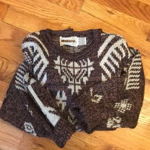 Vintage Sweaters - Is That Your Grandpa's Shirt? Vintage Sweater